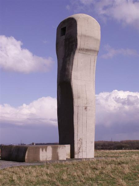 Begirari, 2001 - Eduardo Chillida