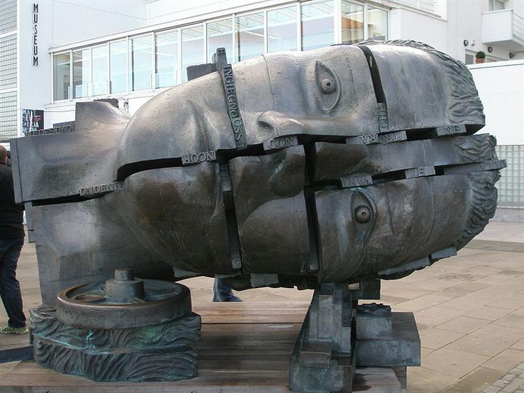 Head of Invention, 1989 - Eduardo Paolozzi