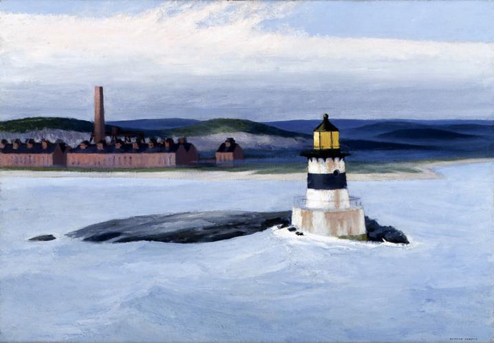 Five A.M., 1937 - Edward Hopper