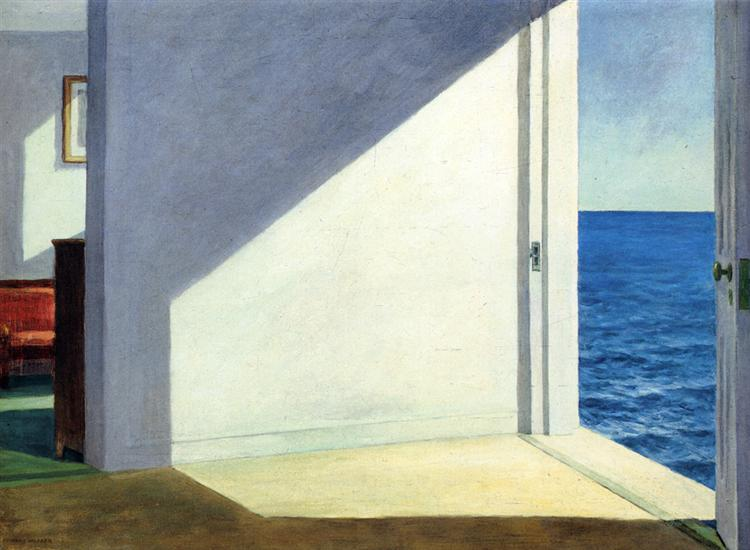 Rooms By The Sea, 1951 - Edward Hopper