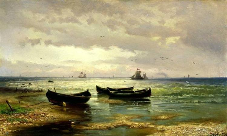 The Beach - Efim Volkov