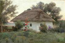 Ukrainian Landscape - Ефим Волков