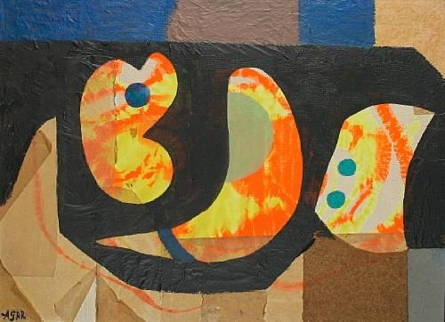 Luminous Forms, 1964 - Eileen Agar