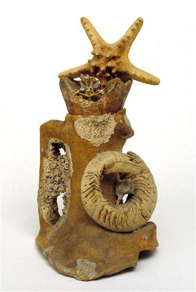 Marine Object, 1939 - Eileen Agar