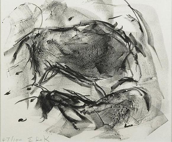 Untitled, 1984 - Elaine de Kooning