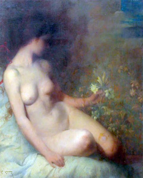 Esperança (Sonho mistico) - Eliseu Visconti