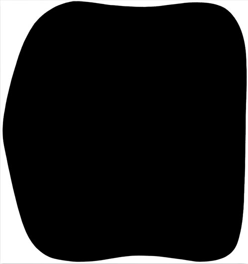 Black Ripe, 1955 - Ellsworth Kelly