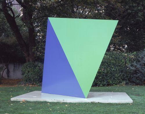 Green Blue, 1968 - Ellsworth Kelly