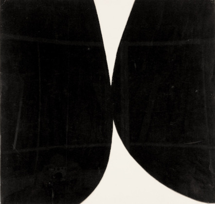 Study for Rebound, 1955 - Ellsworth Kelly