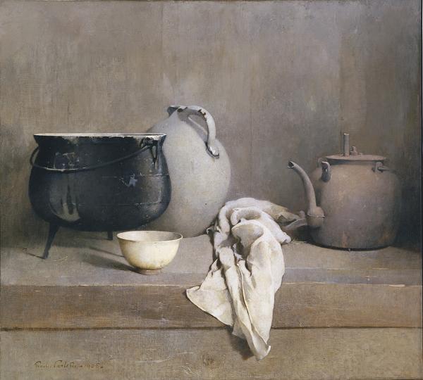 Study in Grey, 1906 - Emil Carlsen