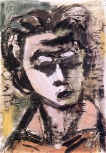 Self-Portrait - Ендре Балінт