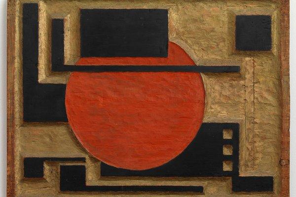 Holzbild 23, 1923 - Erich Buchholz