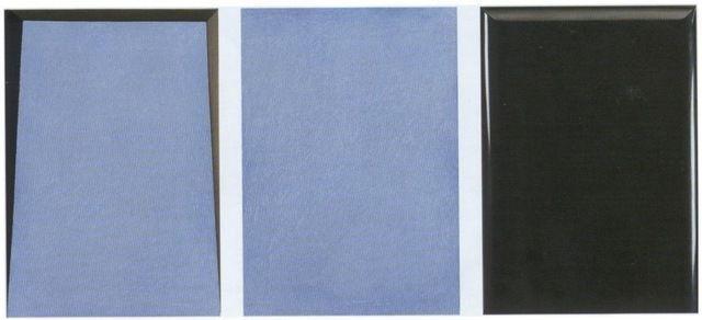 Marmo tre, 1996 - Ettore Spalletti