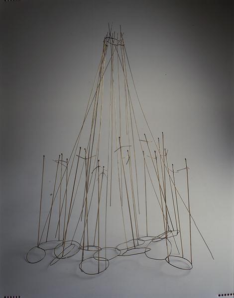 La pioggia - Fausto Melotti