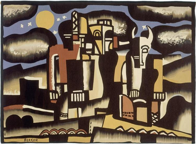 The Creation of the World - Fernand Leger