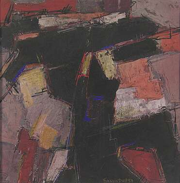 Composition, 1957 - Francis Bott