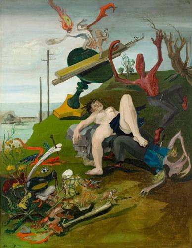 Les malheurs d'amour, 1937 - Francis Gruber