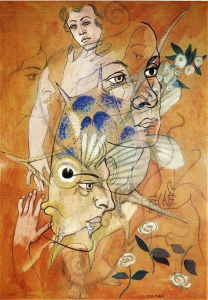 Catax, 1929 - Francis Picabia