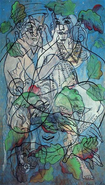 Trice - Francis Picabia