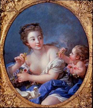Venus - Francois Boucher