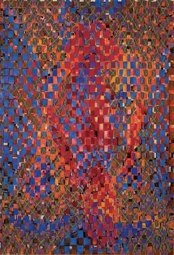 Topomito.orange.Bleu, 1999 - Франсуа Руан