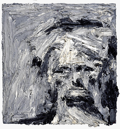 Head of E.O.W. IV - Frank Auerbach
