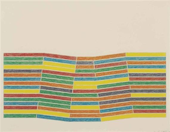 Furg, 1975 - Frank Stella