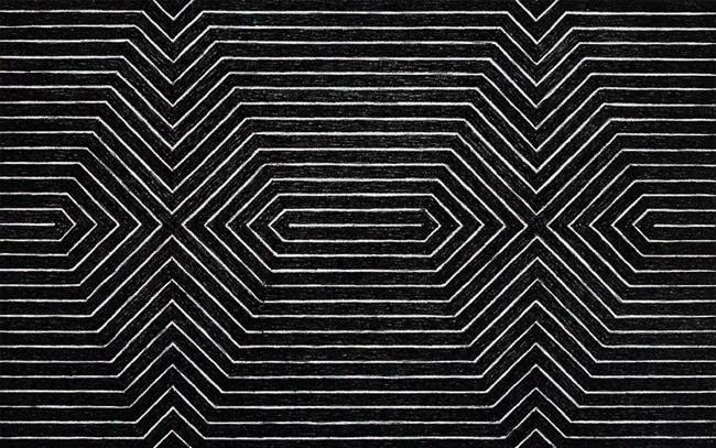 Turkish Mambo, 1967 - Frank Stella