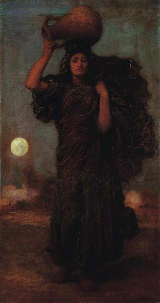 A Nile Woman - Frederic Leighton
