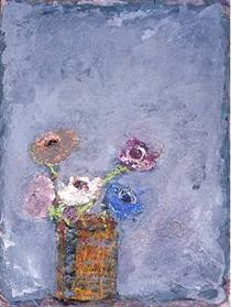 Anemonie in Rusted Can - Gandy Brodie