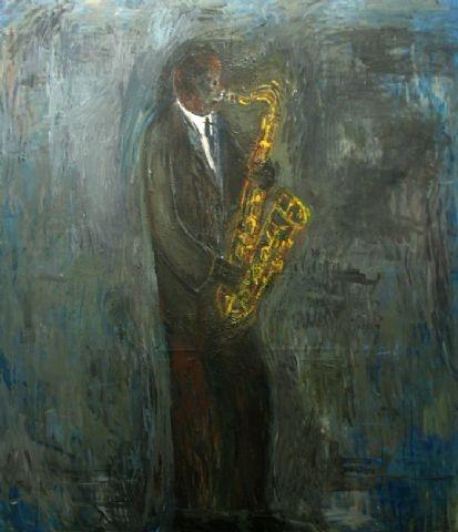 John Coltrane, 1961 - Gandy Brodie