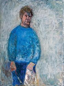 Self-Portrait - Генди Броуди