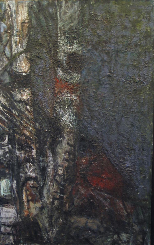 Three Birches, 1967