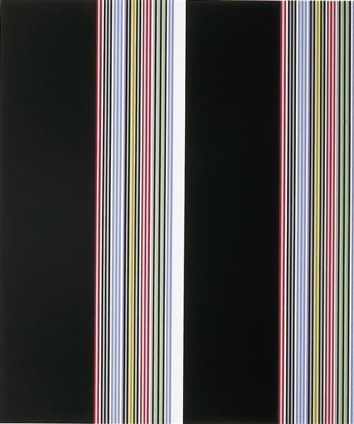Smithsonian Resident Associates Program 1985 (20th Anniversary Poster), 1985 - Gene Davis
