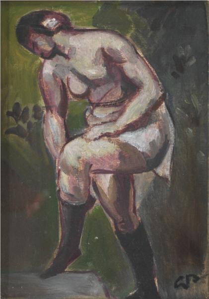 The Model - Georg Pauli