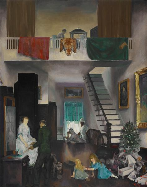 The Studio, 1919 - George Bellows
