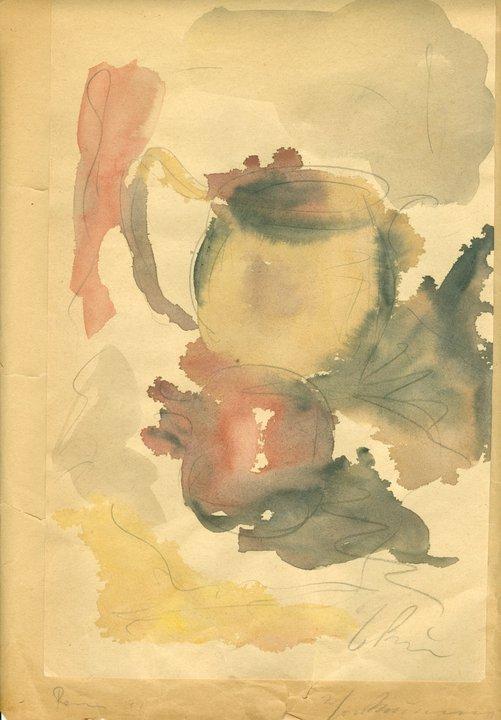 Still Life with Pomegranate, 1931