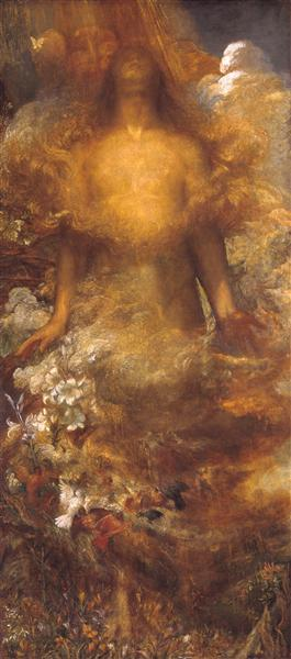 She Shall be Called Woman, c.1880 - George Frederick Watts