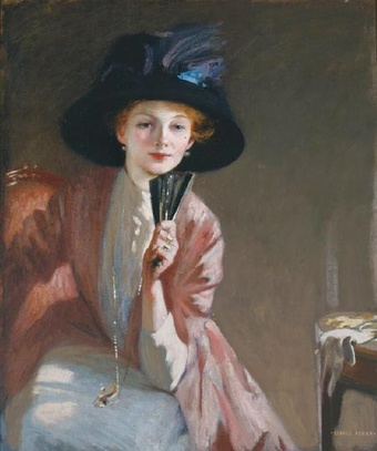 The Black Hat - George Henry