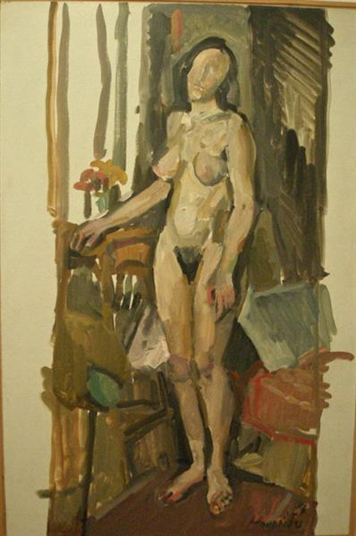 Nude - George Mavroides