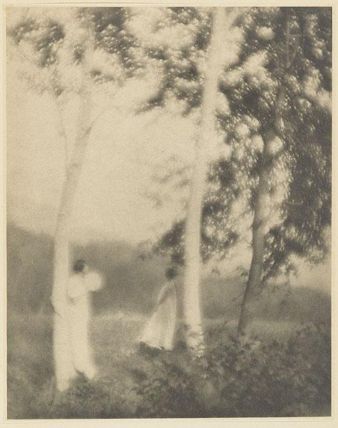 White Trees, 1910 - George Seeley
