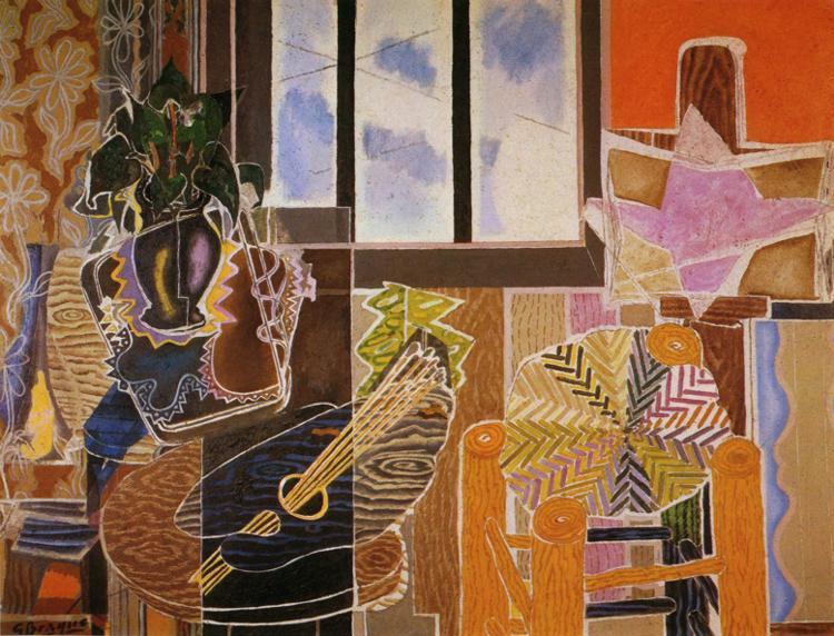 The Studio, 1939 - Georges Braque