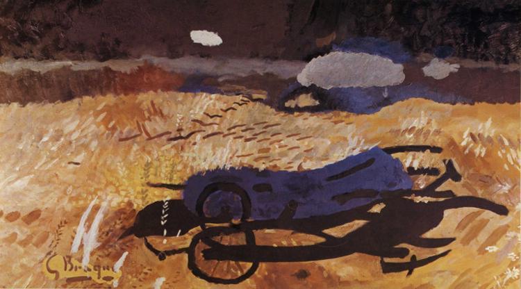 The Weeding Machine, 1961 - Georges Braque