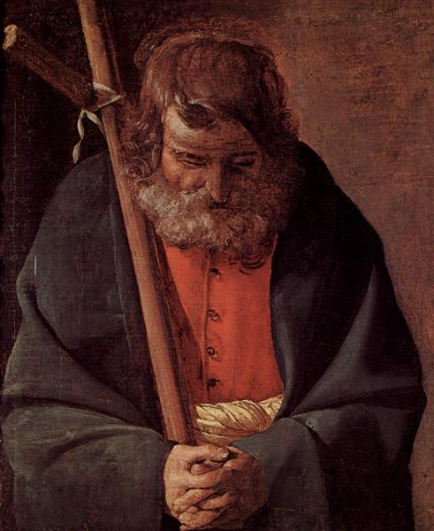 St. Philippe, c.1615 - c.1620 - Жорж де Латур