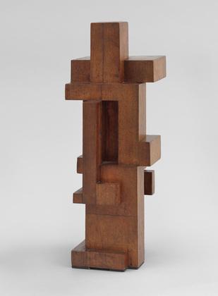 Construction of Volume Relations, 1921 - Georges Vantongerloo