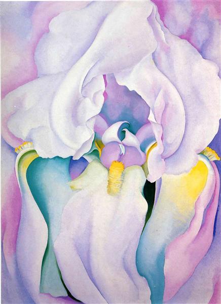 Light of Iris, 1924 - Georgia O'Keeffe