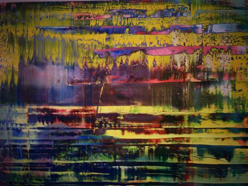 Wallace Bournes - Gerhard Richter