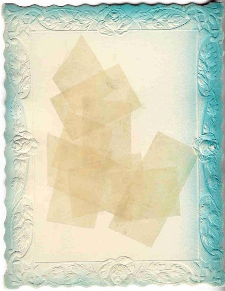 Transpercer la transparence (6), 1951 - Gherasim Luca