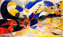 Future (study) - Giacomo Balla