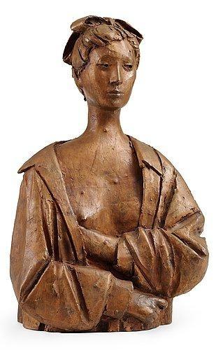 Busto di Emy - Giacomo Manzu